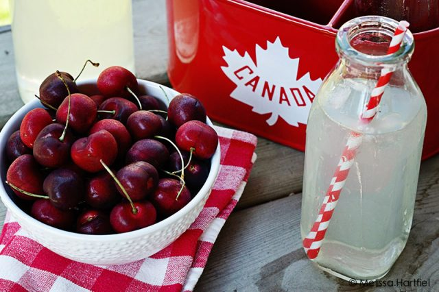 Cherries and Lemonade