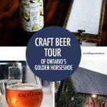 Hamilton and Niagara Craft Brewery Tour