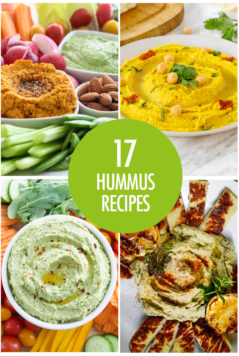 17 Creamy Hummus Recipes | Food Bloggers of Canada