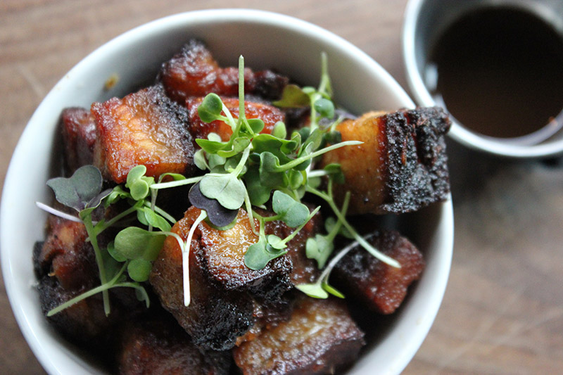 Restaurants That Give - Tuc Craft Kitchen - Pork Cracklings