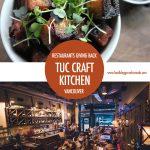 Restaurants That Give - Tuc Craft Kitchen