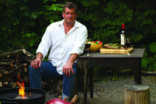 Rob Firing: Author of Steak Revolution | Food Bloggers of Canada