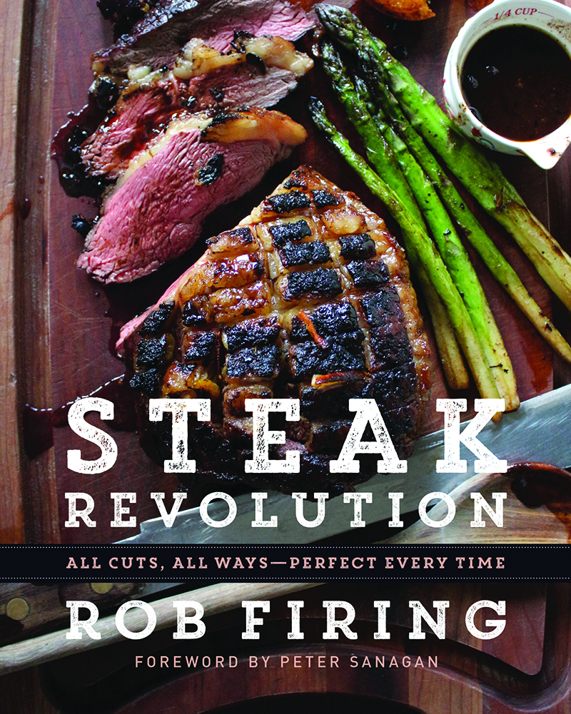 Steak Revolution Book Cover