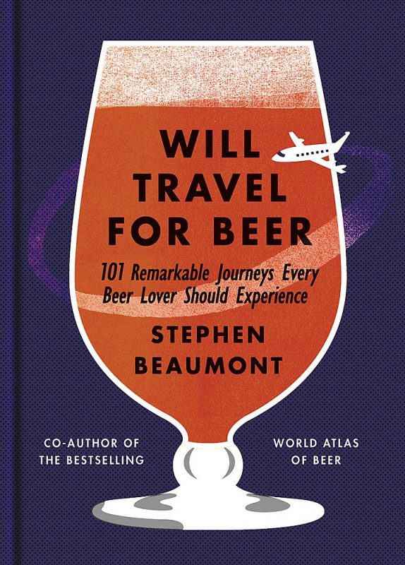 Will Travel For Beer Cover