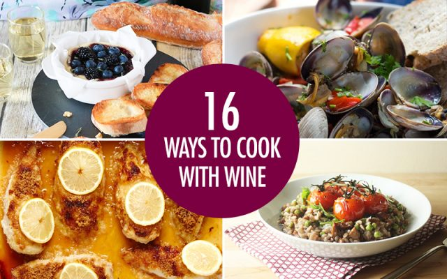 Ways to Cook With Wine | Food Bloggers of Canada