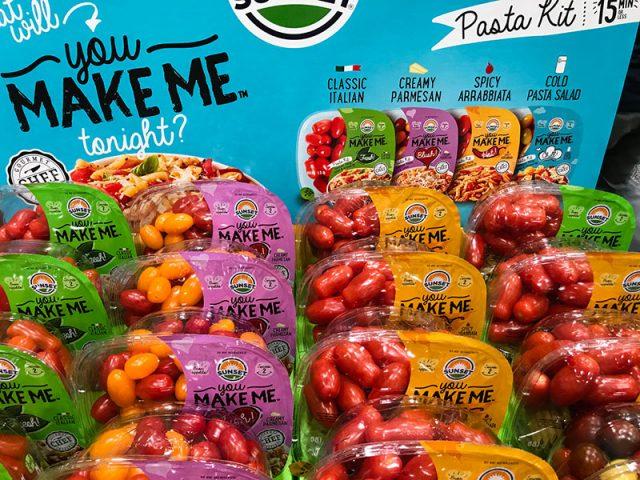 Sunset Farms Pasta Kits