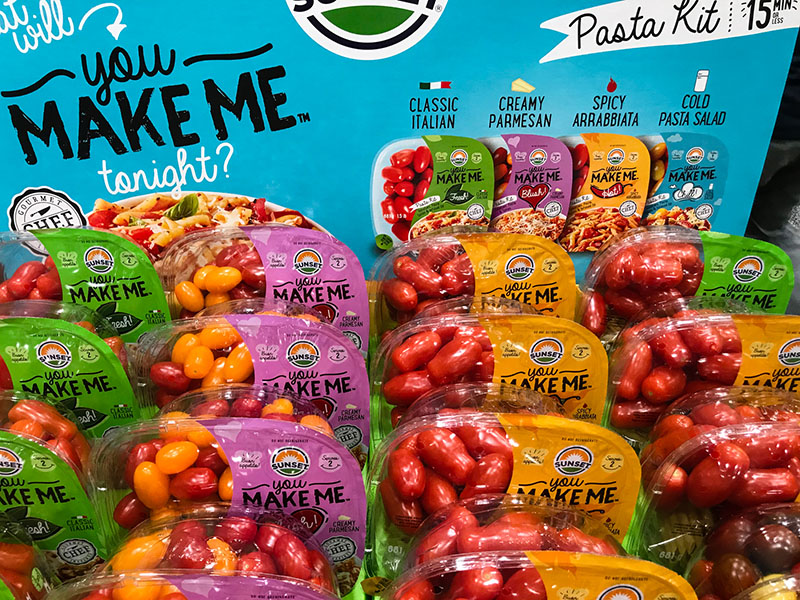 Sunset Farms Pasta Kits