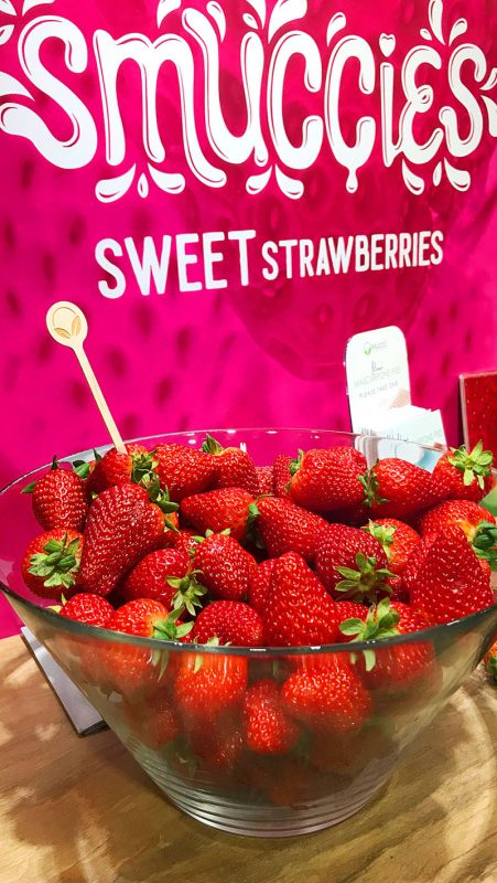 Smucci Sweet Strawberries