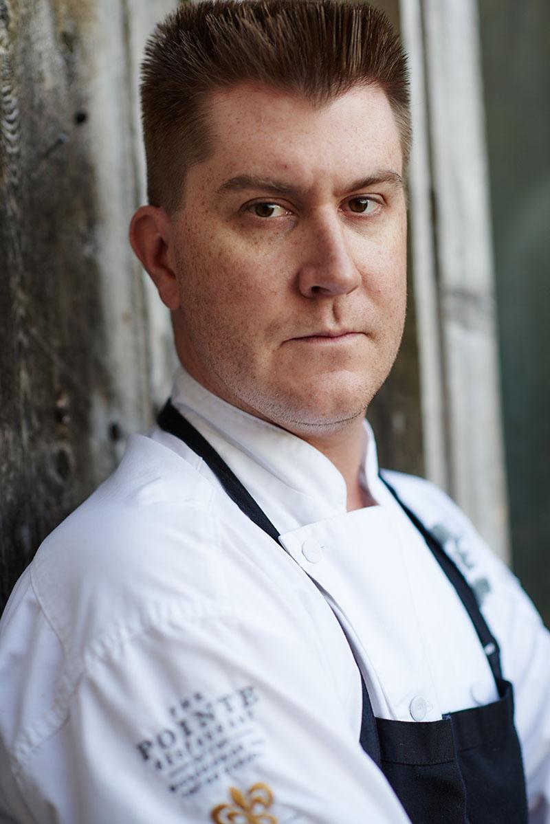 Chef Warren Barr