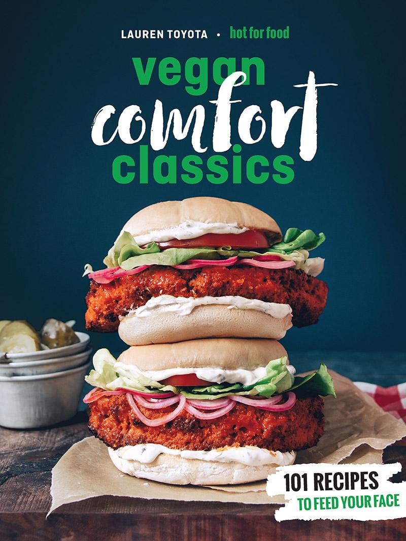 Vegan Comfort Classics Cookbook Review | Food Bloggers of Canada