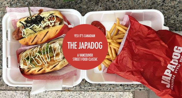 The History of the Japadog