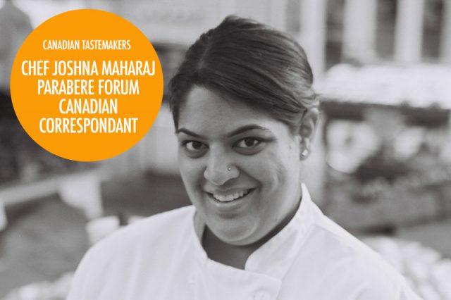 Chef Joshua Maharaj | Food Bloggers of Canada
