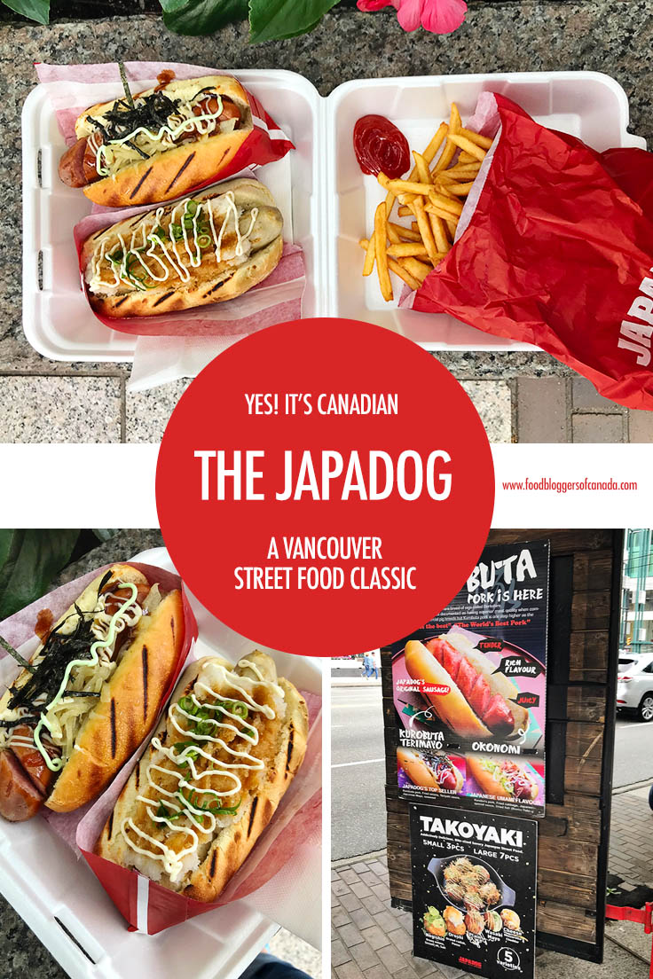 It's Canadian: The History of the Japadog | Food Bloggers of Canada