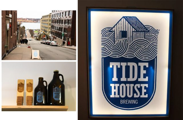 Tidehouse Collage of Images