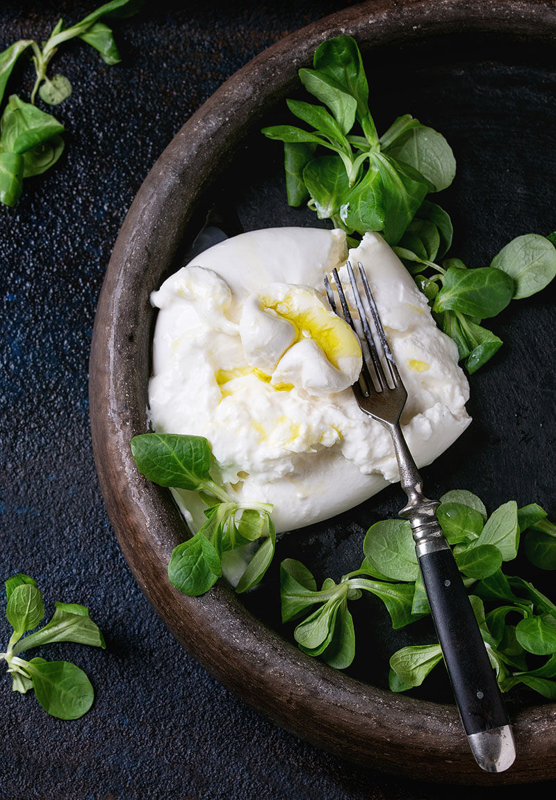 How to Serve Burrata Food Bloggers of Canada