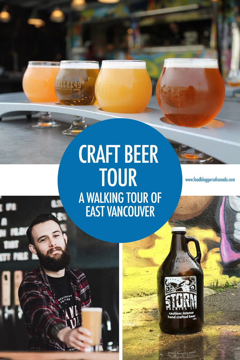 Yeast Van Beer Crawl