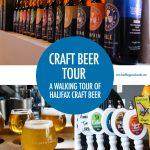 A Walking Tour of Halifax Craft Beer
