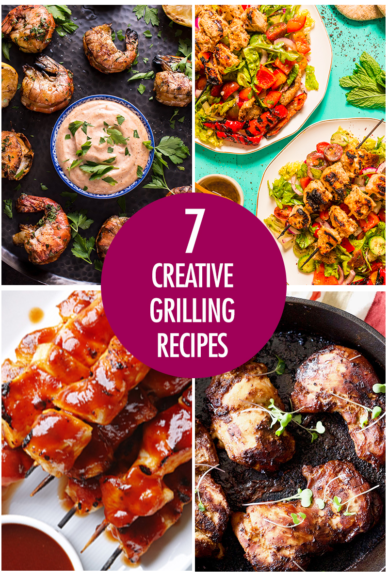 7 Ways To Get Creative On The Grill | Food Bloggers of Canada