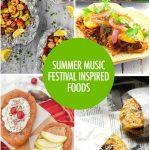 Festival Inspired Foods