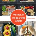 Food Styling School Lunches | Food Bloggers of Canada