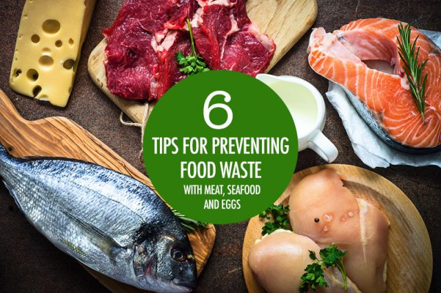 5 Tips For Preventing Food Waste of Meat and Seafood | Food Bloggers of Canada