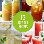 Iced Tea Recipes | Food Bloggers of Canada