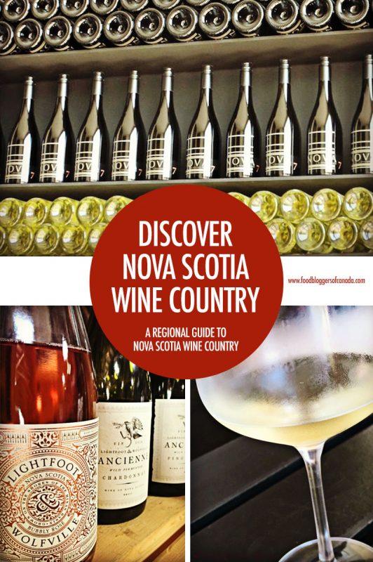 Nova Scotia Wine Country | Food Bloggers of Canada