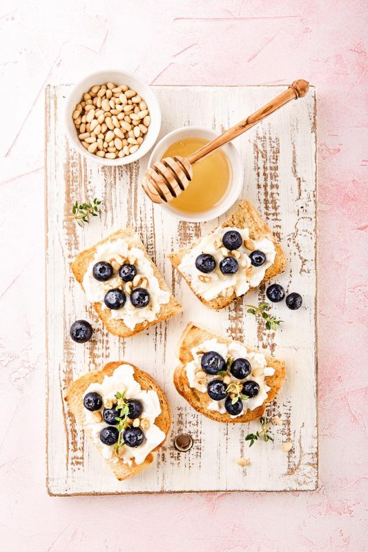How to Serve Ricotta | Food Bloggers of Canada