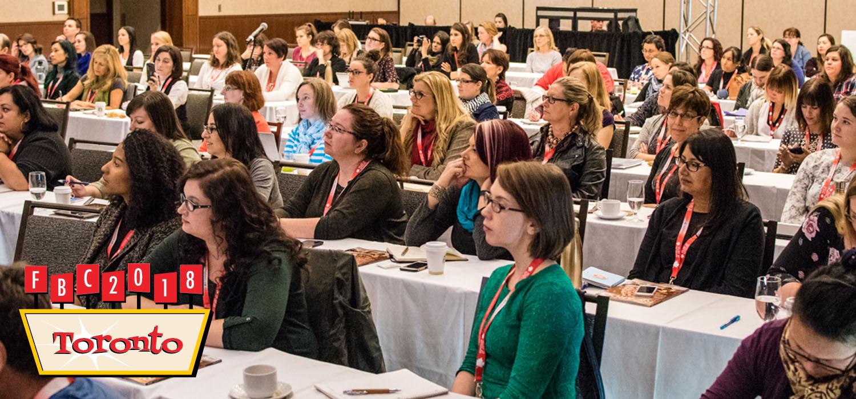 Toronto Food Blogging Conference