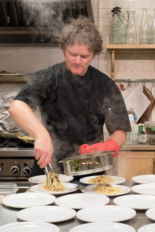 Chef Nelson Penner