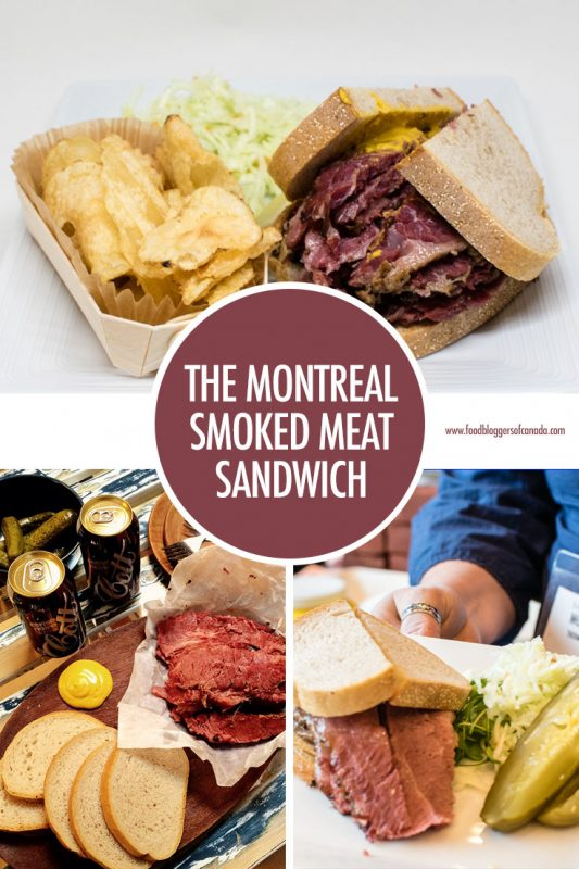 Montreal Smoked Meat Sandwich | Food Bloggers of Canada