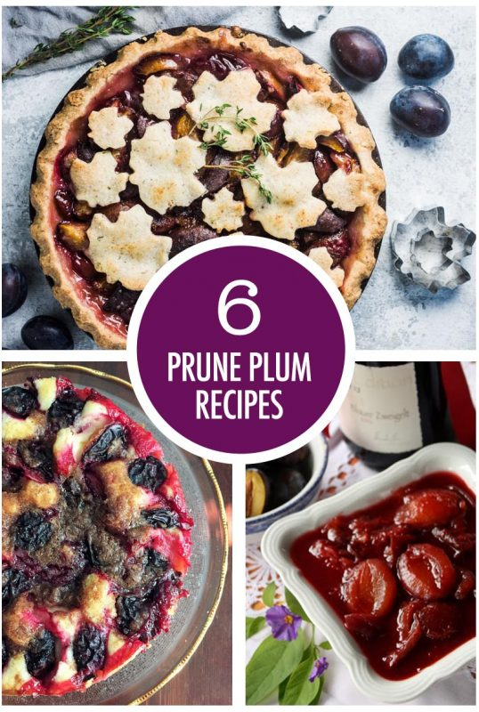 6 Ways to Use Prune Plums | Food Bloggers of Canada