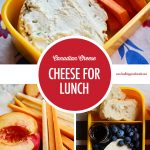 Canadian Cheese For Lunch | Food Bloggers of Canada