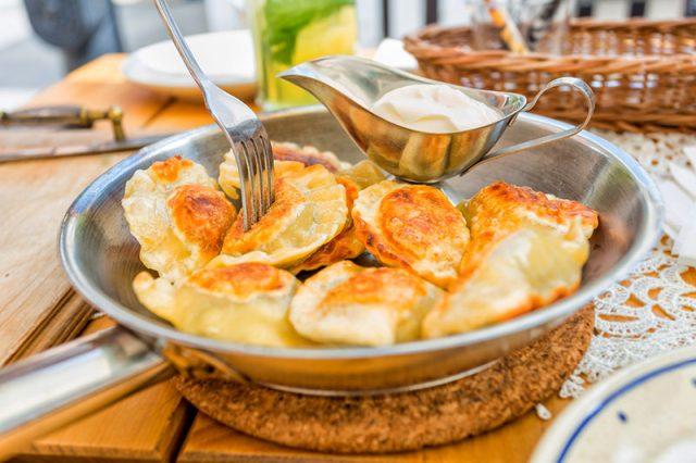 Iconic Canadian Foods: The Pierogi | Food Bloggers of Canada