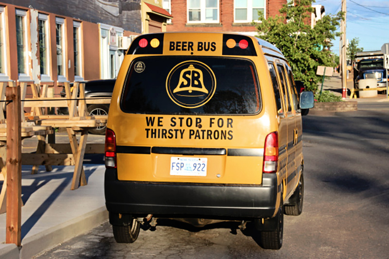 Annapolis Craft Beer Tour   Food Bloggers of Canada