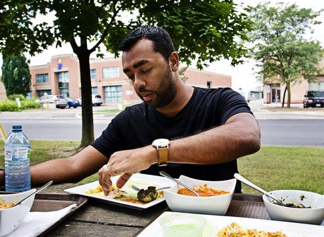Food Writer Suresh Doss | Food Bloggers of Canada