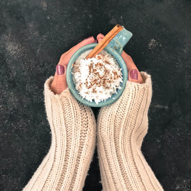Food Styling Hot Drinks | Food Bloggers of Canada