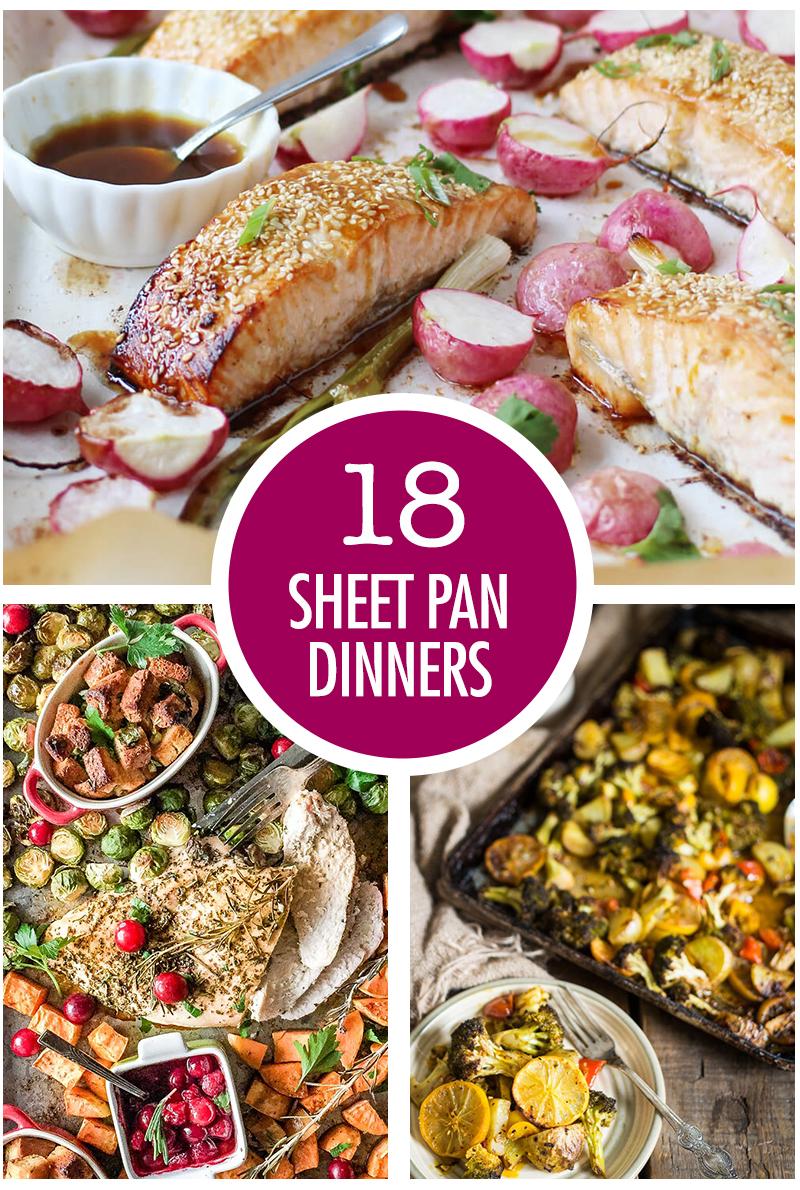 18 Sheet Pan Dinner Ideas Food Bloggers Of Canada