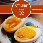 Soy Sauce Eggs (aka Shoyu Tomago) | Food Bloggers of Canada