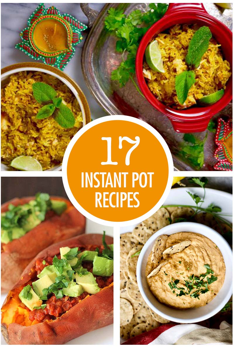 17 Instant Pot Recipe Ideas | Food Bloggers of Canada