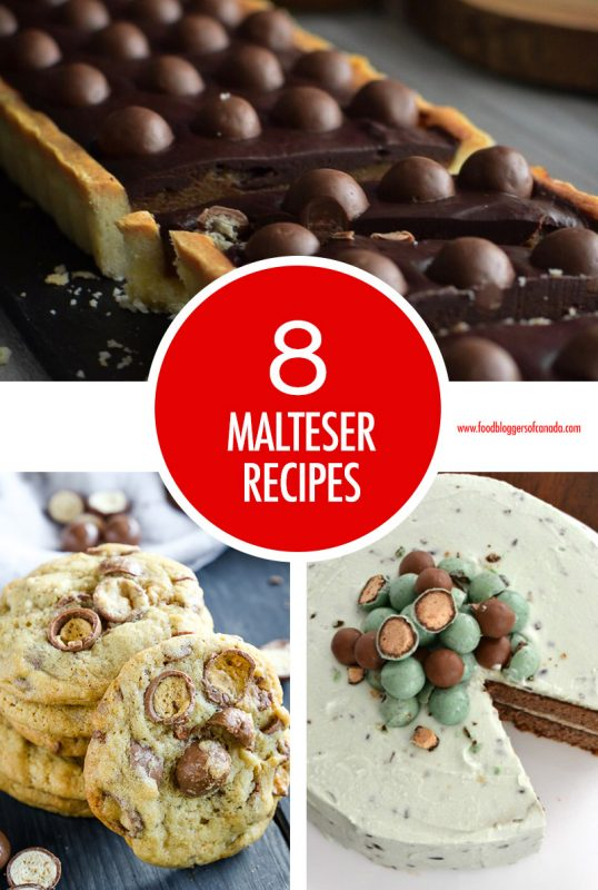 8 Malteser Recipes | Food Bloggers of Canada