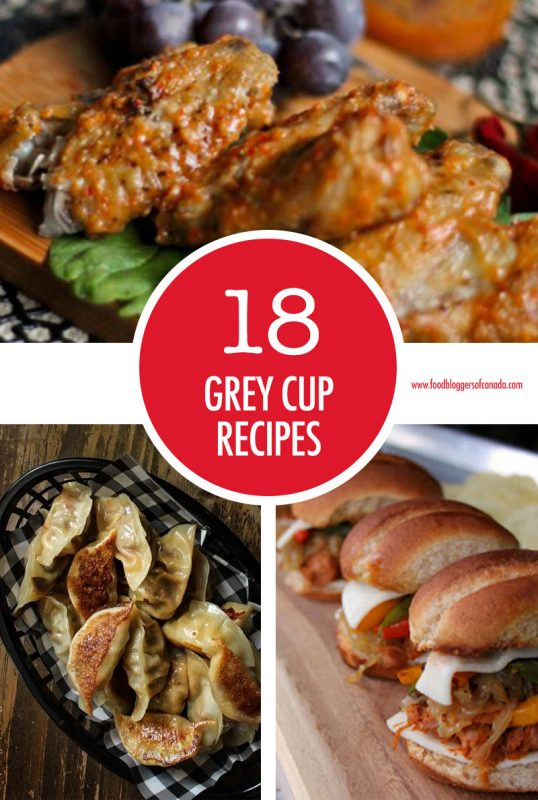 18 Grey Cup Appetizer Ideas | Food Bloggers of Canada
