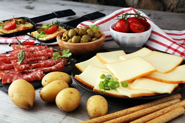 Canadian Cheese: Raclette | Food Bloggers of Canada
