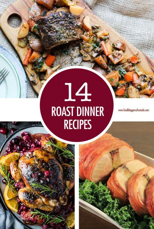 14 Roast Dinners Recipe Ideas | Food Bloggers of Canada