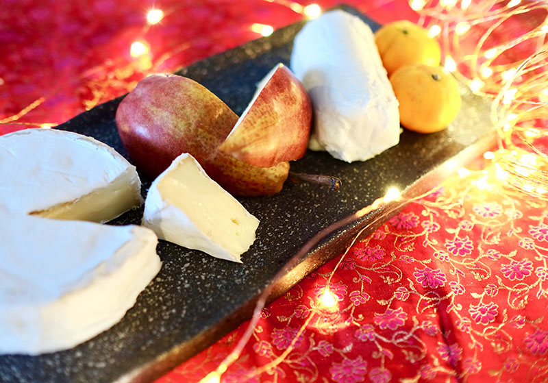 Pairing Canadian Cheese with Champagne | Food Bloggers of Canada