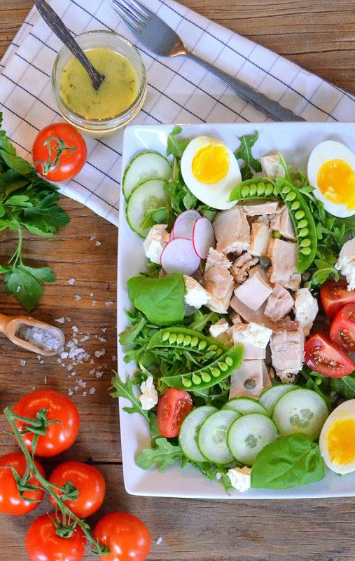Food Styling 101: Styling Salads | Food Bloggers of Canada