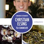 Canadian Tastemaker: Christian Elsing, Tea Sommelier | Food Bloggers of Canada