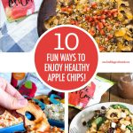 10 Fun Ways To Enjoy Healthy Apple Snacks | Food Bloggers of Canada