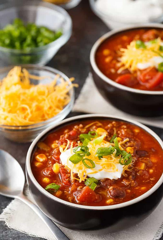 Taco Chili | Simply Stacie