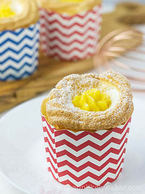Brazo de Mercedes Cupcakes | The Unlikely Baker